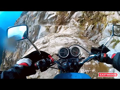 Going Eastwards - Indian Himalayas 14.385km (+Worlds Most Dangerous Road)