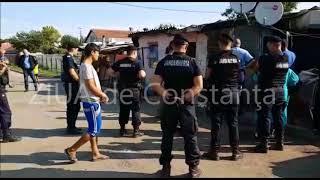 Evacuare cu scandal cu Jandarmeria şi Poliţia Locală Constanţa (I)