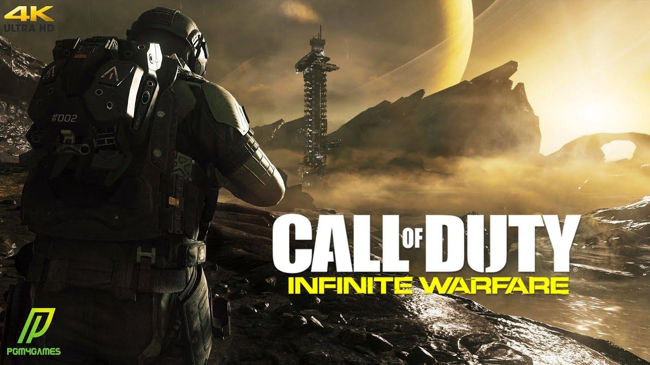 Call of Duty : Infinite Warfare - Part 7 - Operation Burn