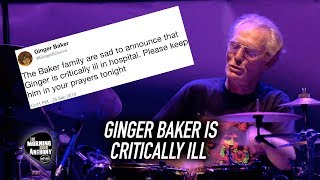 Ginger Baker is Critically Ill