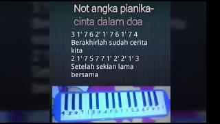 Not pianika cinta dalam doa