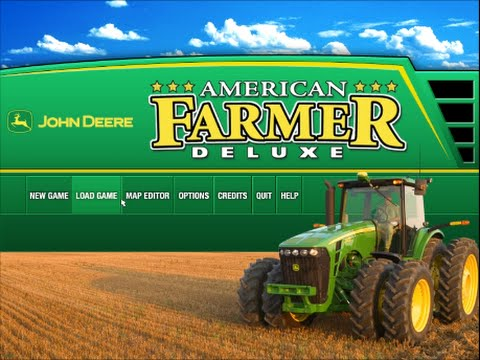 John Deere American Farmer Deluxe Gamplay Youtube