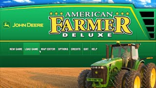 John Deere American Farmer Deluxe gamplay