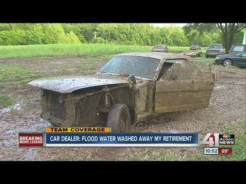 Car dealer: Flood water washed away my retirement