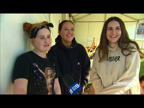 Bieber Fever | 9 News Perth