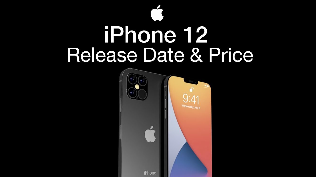 Iphone 12 Release Date And Price The Iphone 12 Display Leak Youtube