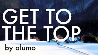 Uplifting Background Music Get to the Top by Alumo