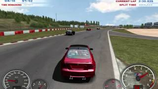 BMW M3 Challenge - gameplay