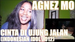 Agnez Mo Cinta Di Ujung Jalan Indonesian Idol 2012 REACTION I 39 M SPEECHLESS