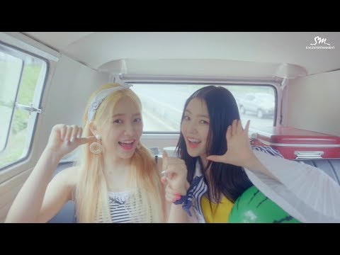 Red Velvet 레드벨벳_The Red Summer Vacation