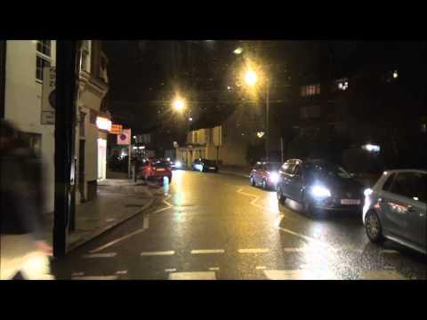 Bus Driver's Eye - Twickenham to Clapham Junction