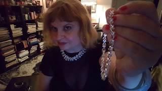 Мои браслеты, украшения и ночной разговор про любовь. My bracelettes.