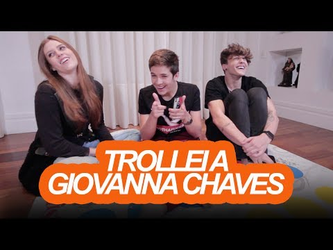 TROLLEI A GIOVANNA CHAVES