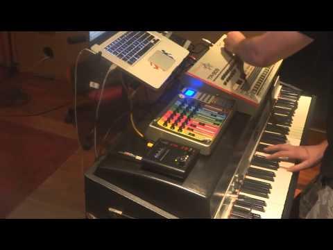 [Rhodes & TR-909] Thanks (A Million) [Nukumori, Live]