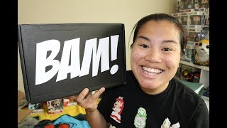 2018 May BAM! Box Unboxing