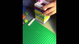 How To Make A Lego Candy Dispencer