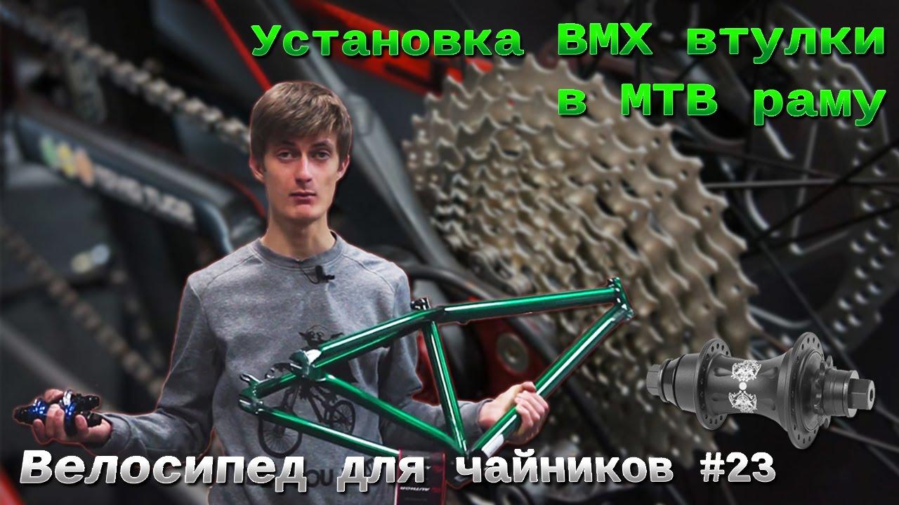 Обзор рамы BMX Federal Stevie Churchill - YouTube