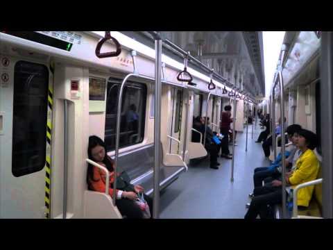 長沙地下鉄2号線に乗ってみた - ...