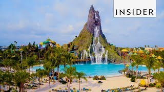 the thrills are endless at universal s volcano bay
