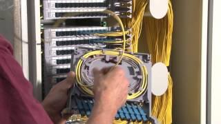 ORSM 2 High Density Optical Distribution Cabinet video