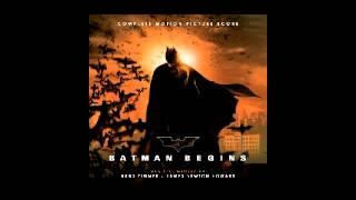 BATMAN BEGINS SUITE - HANS ZIMMER & JAMES NEWTON HOWARD