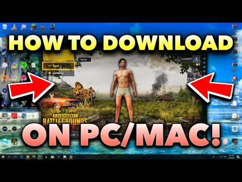 How to Download PUBG Mobile on Your Computer! (PC/Mac Tutorial)