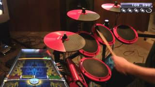 Burn It To The Ground - Nickelback - Rock Band Pro Drums 99%