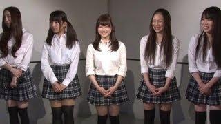 5人組のアイドルユニット「ミルキー☆クラウン」のデビュー&初お披露目...