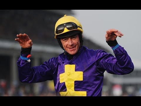 Davy Russell talks rival jockeys