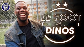 LE FOOT DE... DINOS : son message à Mbappé, FIFA, sa passion Téléfoot