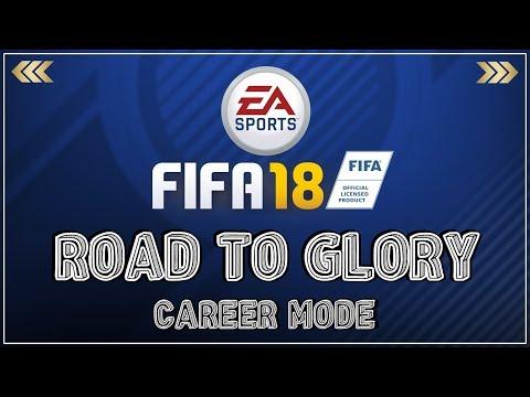 Penjelasan Lengkap FIFA 18 Road To Glory Career Mode (Pertama Di Indonesia)