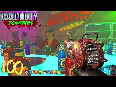 TRANZIT NIGHTCLUB CUSTOM ZOMBIES! (Black Ops 3 Custom Zombies Gameplay)