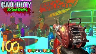 TRANZIT NIGHTCLUB CUSTOM ZOMBIES! (Black Ops 3 Custom Zombies Gameplay)