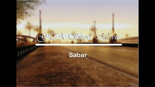 Sabar (GTA Short Movie)