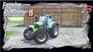 Farming Simulator 15 - vous et moi épisode 8 - carrière suivie - multijoueurs
