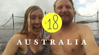 The Adventure Weekend AUSTRALIEN - LESS WORK / MORE TRAVEL