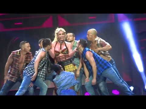 Britney Spears - Gimme More - LIVE in Mönchengladbach 13.08.2018