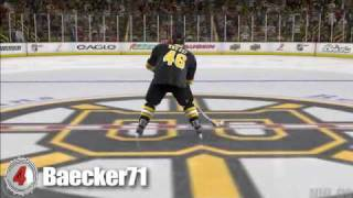 NHL 09 Top 10 Videos - March 23, 2009