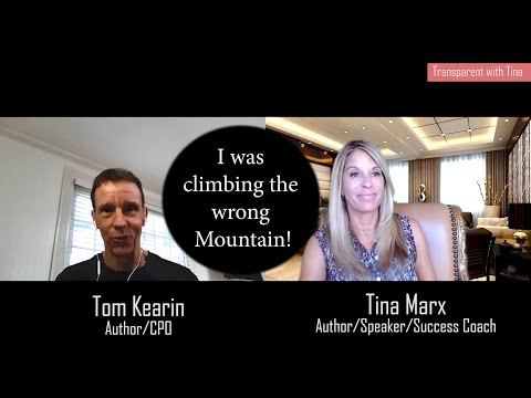Transparent with Tina   Interview with Tom Kearin