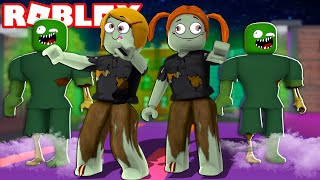 Roblox Roleplay I Turned Into A Zombie!