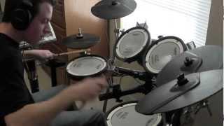 Porcupine Tree - Wedding Nails - Drum Cover (Tony Parsons)