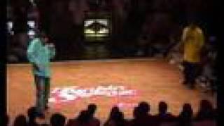 Funkin Stylez 06: JSmooth VS Salah (Popping)