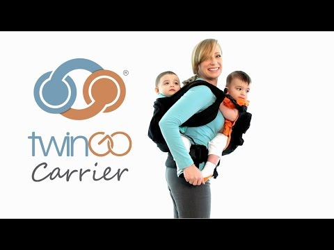 TwinGo Carrier    Dual Carry Position
