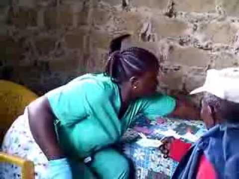 Medical Officials at Fendell, Liberia