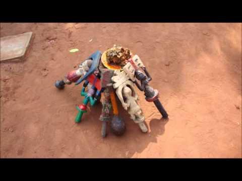 Agbara sound meet Kêtu sound in a nigerian reggae digital style - feat Aalijah