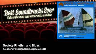Alessandro Brugnolini, Luigi Malatesta - Society Rhythm and Blues