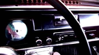 FORD CORCEL COUPE 1977(CANAL TEST DRIVE)