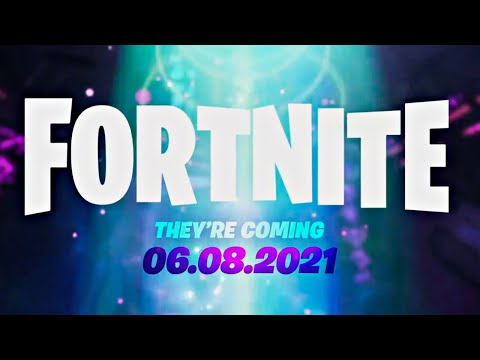 SEASON 7 ALIENS ARE COMING!! 👽 (Fortnite)