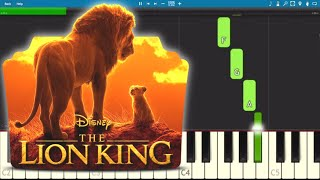 Baixar How To Play Can You Feel The Love Tonight - EASY Piano Tutorial - The Lion King 2019 Beyonce