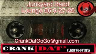 Junkyard Band 2020- Lounge 66 9-27-20